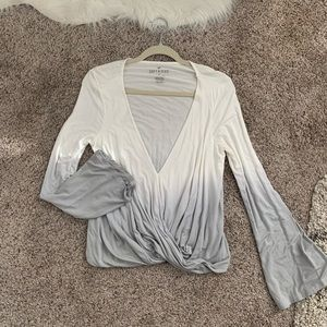 American eagle soft & sexy blouse